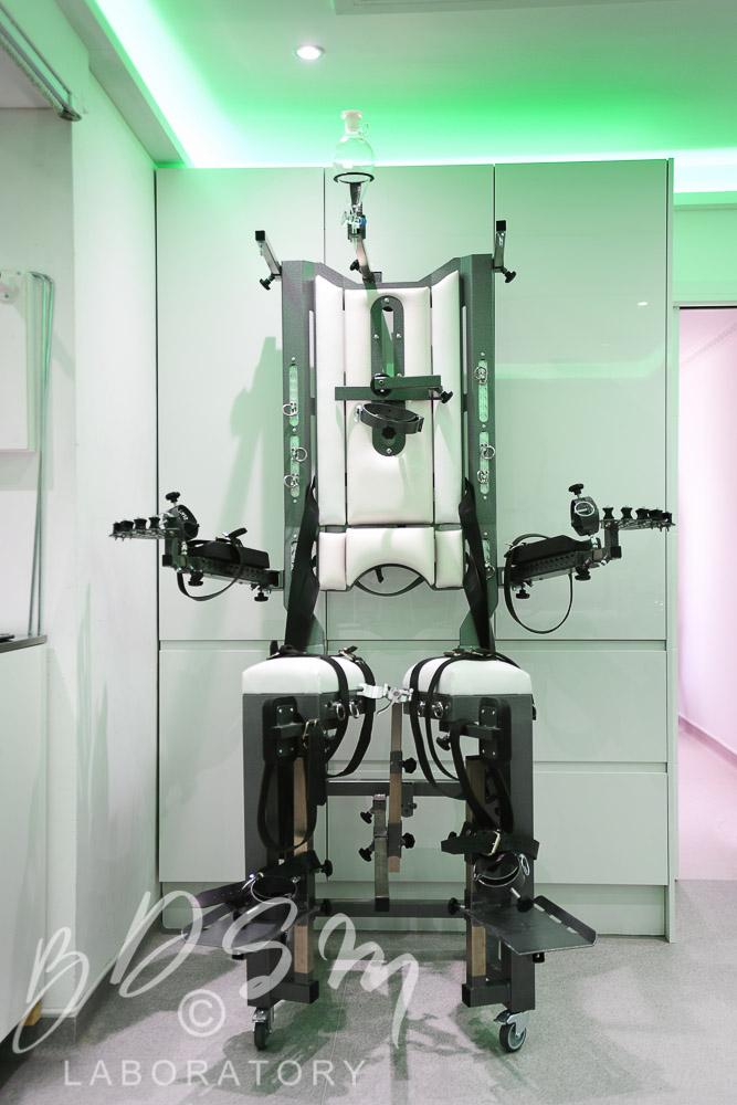 BDSM bondage chair specialist equipment at the BDSM Laboratory